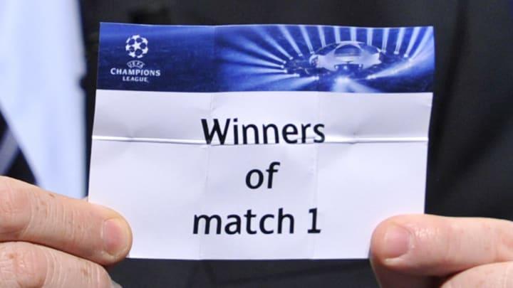 Sorteo de cuartos y semifinales de la Champions league