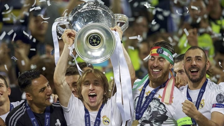 "UEFA Champions League final - ""Real Madrid v Atletico Madrid"""