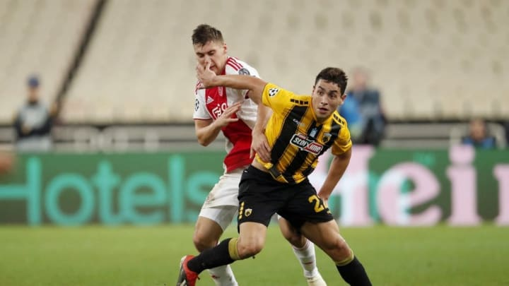 "UEFA Champions League""AEK FC v Ajax"""