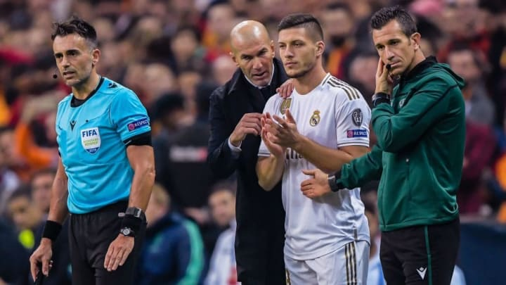 "UEFA Champions League""Galatasaray AS v Real Madrid"""