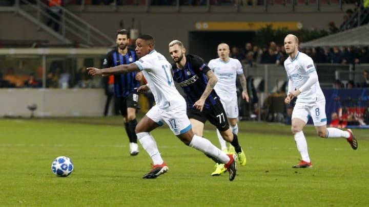 """UEFA Champions League""""Internazionale v PSV"""""""