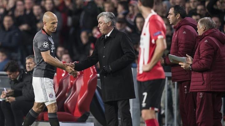 "UEFA Champions League""PSV v Bayern Munich"""