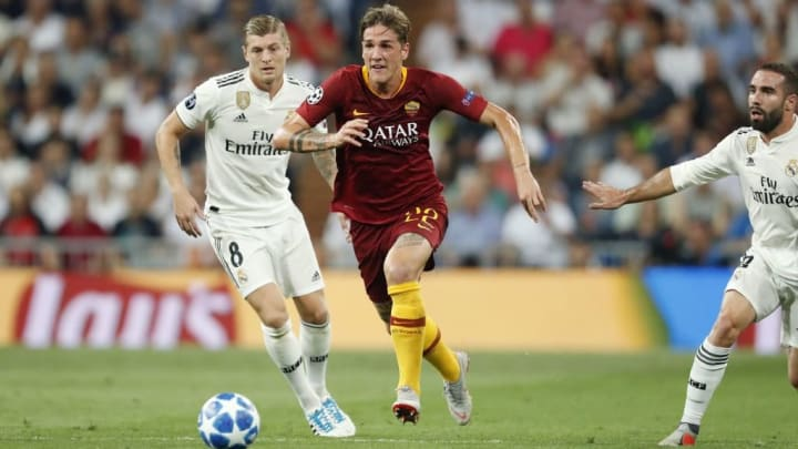 "UEFA Champions League""Real Madrid v AS Roma"""