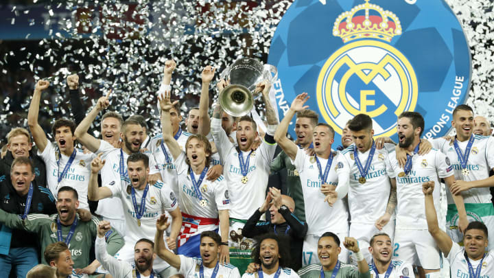 Real Madrid have won the most amount of Champions League titles in the competition's history