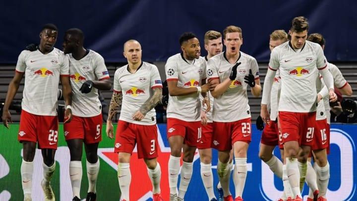 "UEFA Champions League""Red Bull Leipzig v Tottenham Hotspur FC"""