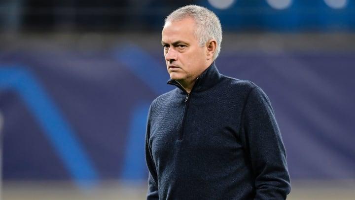 Tottenahm Hotspur boss José Mourinho