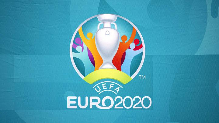Il logo di Euro 2020