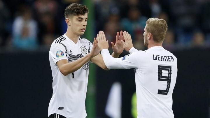 """UEFA EURO 2020 qualifier group C""""Germany v The Netherlands"""""""