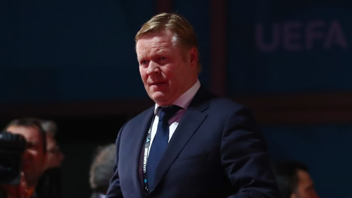 Font will replace Koeman if he wins the elections