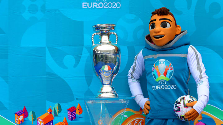 Euro 2020 squads are being confirmed each day