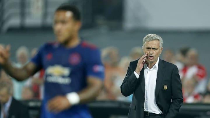 "UEFA Europa League - ""Feyenoord Rotterdam v Manchester United"""