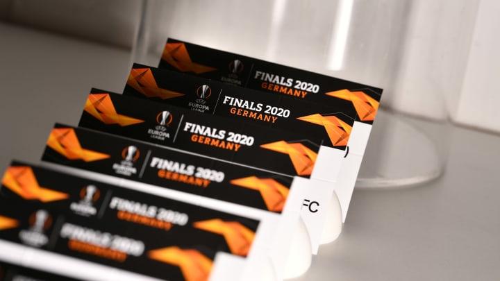 UEFA Europa League 2019/20 - Quarter-final, Semi-final and Final Draw