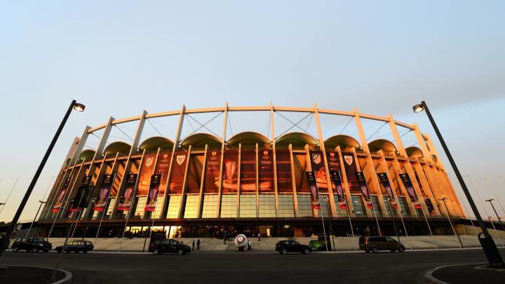 UEFA Europa League Final - Atletico Madrid Training