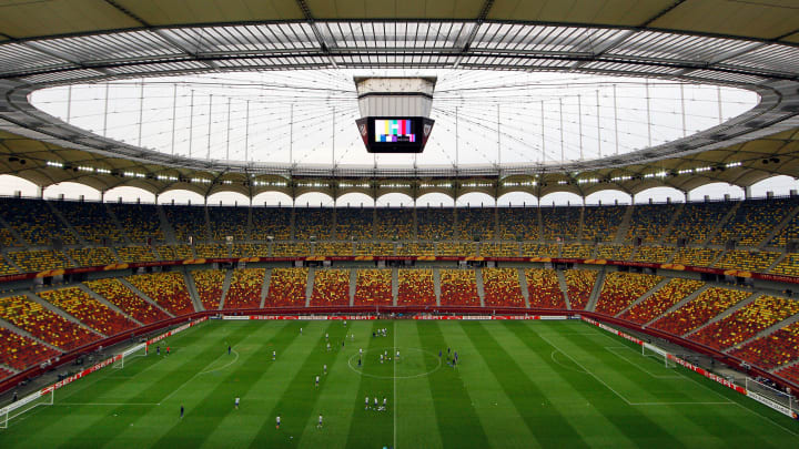 The Arena Nationala in Bucharest will host Sunday's game