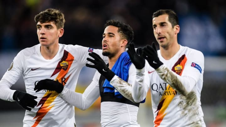 "UEFA Europa League""KAA Gent v AS Roma"""