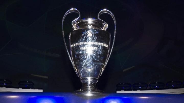 Der begehrte Henkelpott der Champions League