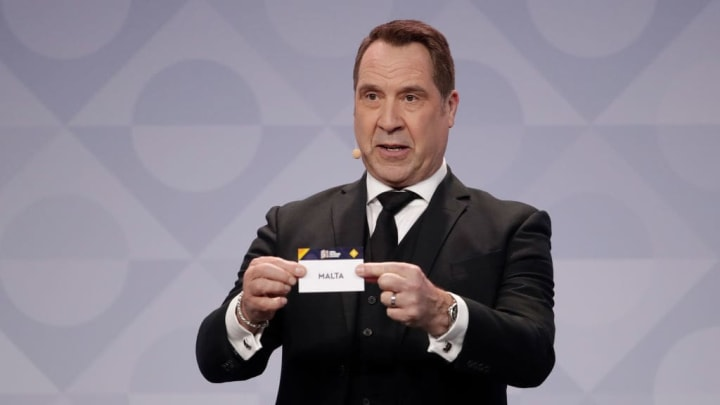 UEFA Nations League draw -Others