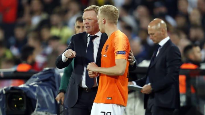"UEFA Nations League""The Netherlands v England"""