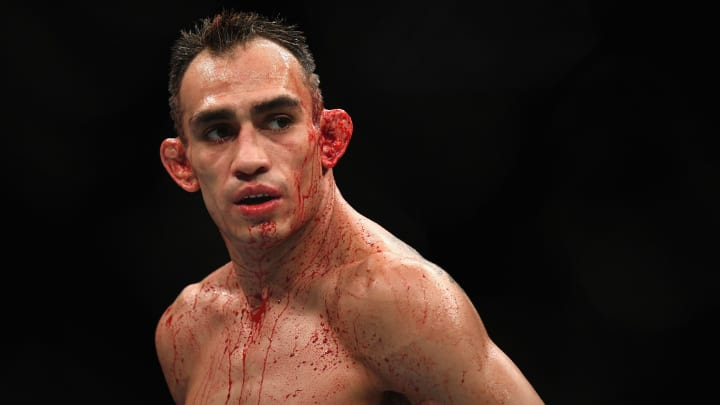 Tony Ferguson is no stranger to have a lot of blood being shed during his fights, both from him and his opponents.