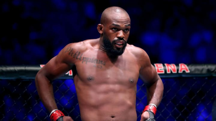 Jon Jones at UFC 239 Jones v  Santos