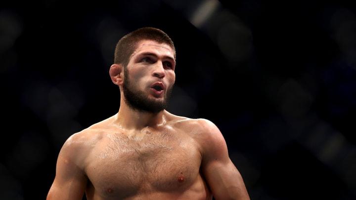 UFC's Khabib Nurmagomedov