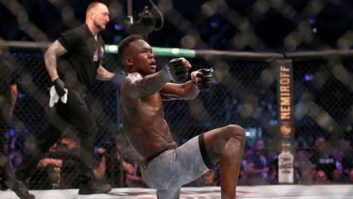 Israel Adesanya vs Jon Jones would be a dream matchup for mixed martial arts fans