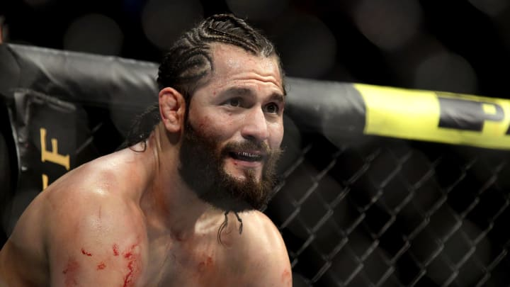 Jorge Masvidal at UFC 244 Masvidal v Diaz