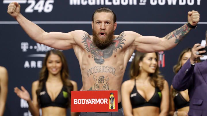 Ufc 246 Odds Fight Cards Tv Schedule Betting Lines
