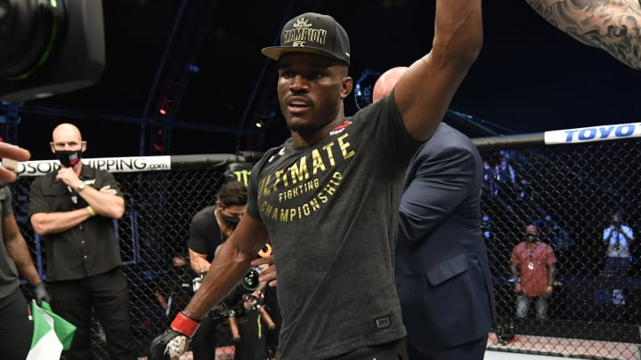 UFC 258 odds, fight card, schedule, prelims, picks and predictions, including for Kamaru Usman vs Gilbert Burns.