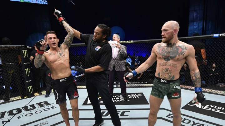 Conor McGregor Never Donated to Dustin Poirier's Charity ...