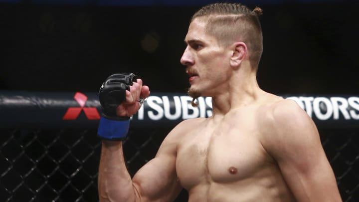 querido exagerar Investigación  Niko Price's Eye was Really Messed Up at UFC 249