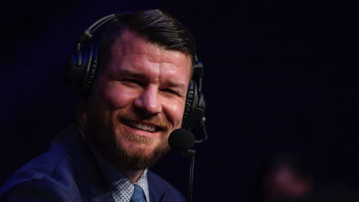 Michael Bisping Has Twitter Fight With Dan Henderson While Broadcasting UFC 251