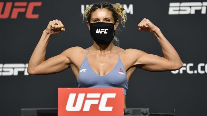 Ashley Yoder vs Jinh Yu Frey Odds, Prediction, Fight Info & Betting for UFC Vegas 33 on FanDuel Sportsbook
