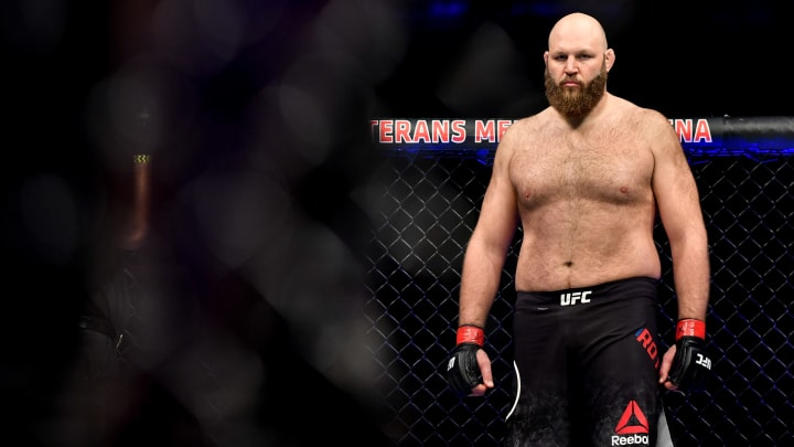 Ben Rothwell vs Philipe Lins UFC Vegas 26 heavyweight bout odds, prediction, fight info, stats, stream and betting insights.