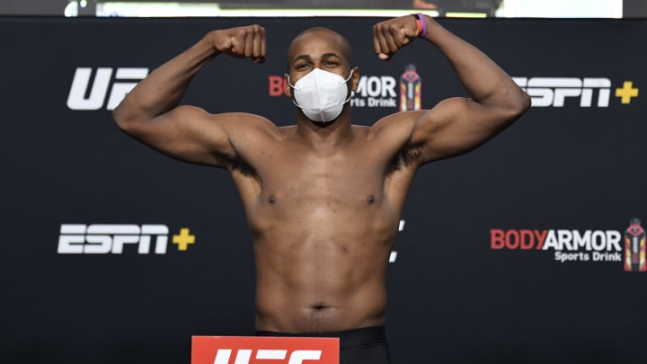 Tafon Nchukwi vs Mike Rodriguez UFC Vegas 37 light heavyweight bout odds, prediction, fight info, stats, stream and betting insights.
