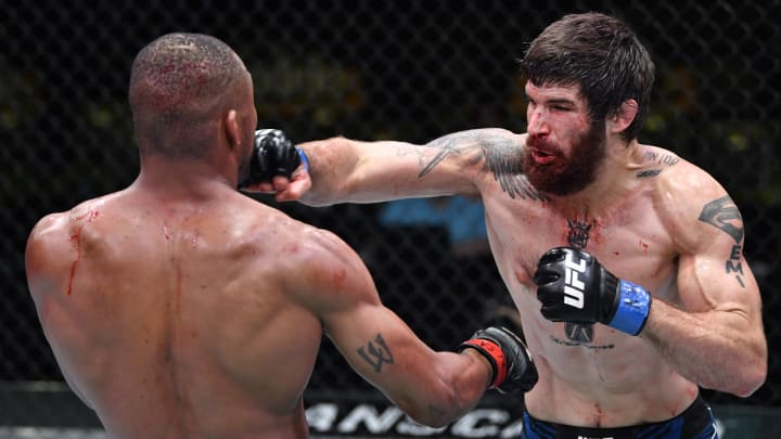 Matthew Semelsbeger vs Martin Sano UFC 266 welterweight bout odds, prediction, fight info, stats, stream and betting insights.