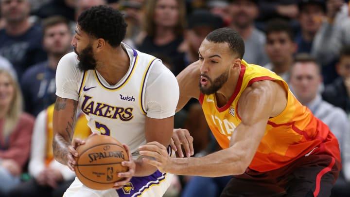 NBA en vivo: Los Angeles Lakers vs. Utah Jazz