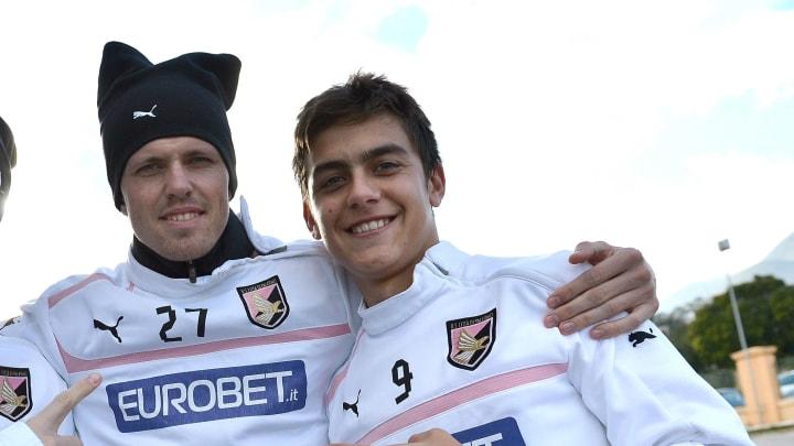 Dybala e Ilicic tuvieron la suerte de compartir equipo antes de partir a sus nuevos rumbos