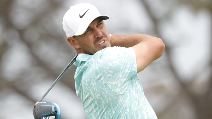 Brooks Koepka is among the favorites to win The Open Championship.