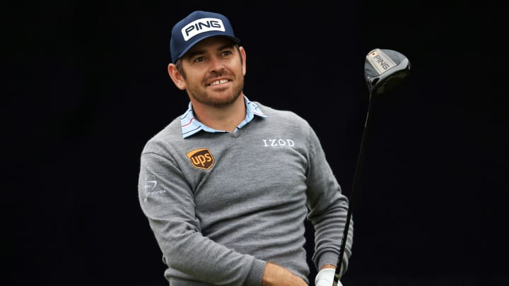 Louis Oosthuizen leads in Round 2 of the U.S. Open.
