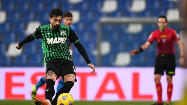 Tra rimonte e controrimonte, Sassuolo-Napoli finisce 3-3: la cronaca e le pagelle