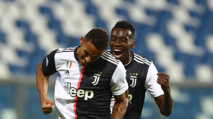 Juventus are on course for another Serie A