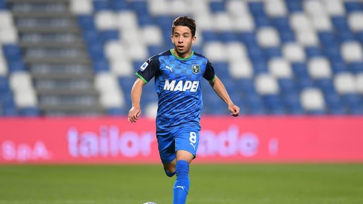 Maxime Lopez revit à Sassuolo