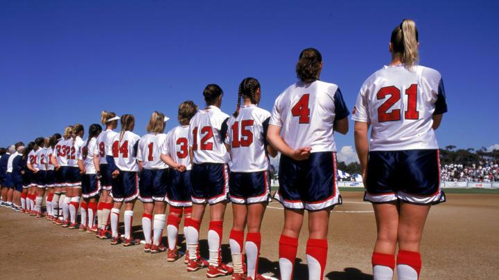USA line up