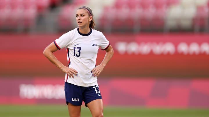 Tricampeã, seleção dos Estados Unidos caiu nas semifinais do feminino