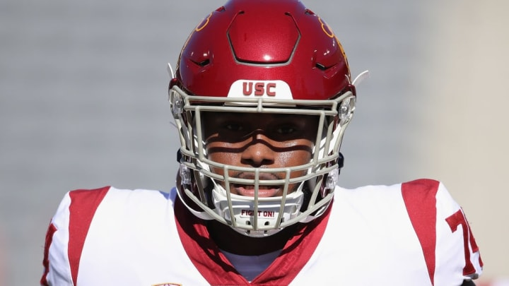 Courtland Ford, USC football