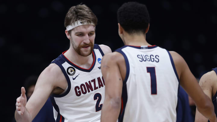 Baylor vs Gonzaga spread, line, odds, predictions and over/under for National Championship game on FanDuel Sportsbook.