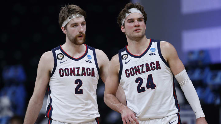 UCLA vs Gonzaga prediction and pick ATS and straight up for Saturday's Final Four March Madness NCAA Tournament game.