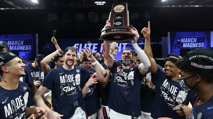 NCAA March Madness Final Four Games Odds, Schedule, TV Coverage, How to Watch & Betting Lines for 2021 NCAA Tournament.