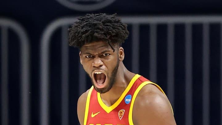 USC basketball's Chevez Goodwin.